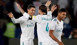 Golo de Ronaldo dá Mundial de Clubes ao Real Madrid