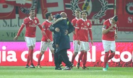 Tondela-Benfica, 1-5