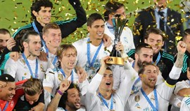 Ronaldo recebeu cerca de 2 milhões de euros em prémios do Real Madrid em 2017