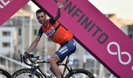 Nibali não quer vitória na Volta a Espanha