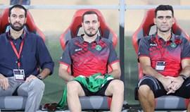 Bruno Pereira nas meias-finais da Taça de Liga de Omã