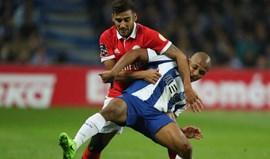 FC Porto é o clube português com mais minutos nas seleções