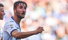 Juventus encontrou-se com o agente de Cristante