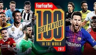 100 melhores do ano da 'Four Four Two': E o número 1 é de...