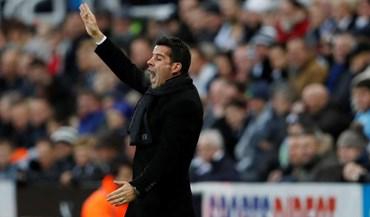 Equipa de Marco Silva empata em casa frente ao Tottenham