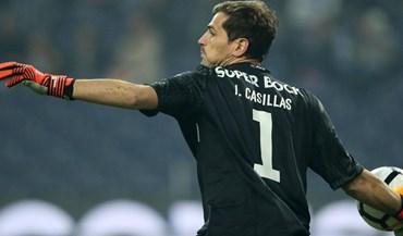 Um ex-jogador do Sporting entre os que mais impressionaram Casillas