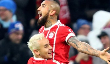 Bayern cimenta liderança com triunfo frente ao Hannover