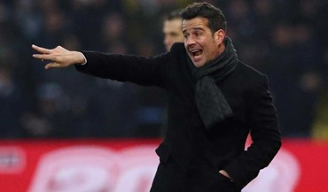 Marco Silva deixa críticas à arbitragem após empate com o Tottenham