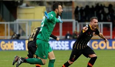 Milan deu primeiro ponto ao Benevento na estreia de Gattuso