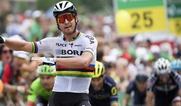 Peter Sagan e UCI terminam disputa legal após desclassificação no Tour