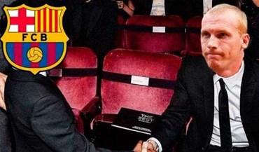 Mathieu foi alvo fácil nos memes do Barcelona-Sporting