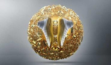 Quinta Bola de Ouro vale chuteiras especiais para Ronaldo