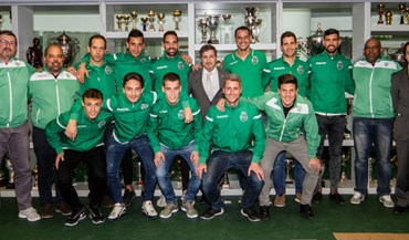 Sporting apresenta equipa para Mundialito de clubes