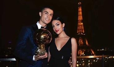 A mensagem de Georgina para Ronaldo com um sonho à mistura