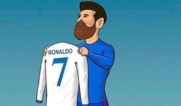 Calhou a Messi a fava dos 'memes' da Bola de Ouro
