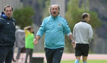 Viterbo: «A equipa do União não é um grupo de excursionistas ou de coitadinhos»