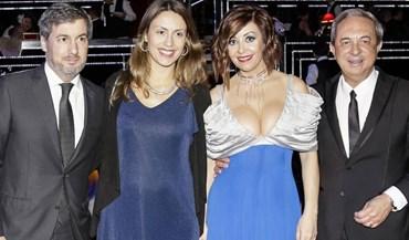 Bruno de Carvalho, a mulher, a ex-mulher e muitos famosos em festa rija no Casino Estoril