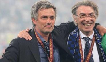 Florentino Pérez fez 'uma espera', Mourinho arrependeu-se e Moratti conta tudo