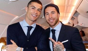 Ronaldo e companhia já voam para o Mundial de Clubes