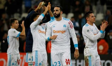 Marselha vence e cola-se a Lyon e Monaco no segundo lugar