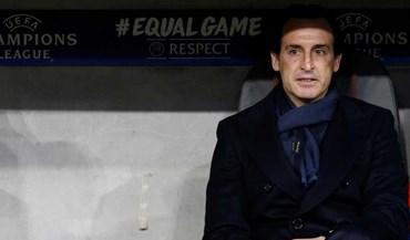 Unai Emery: «Acredito que podemos competir com o Real Madrid»