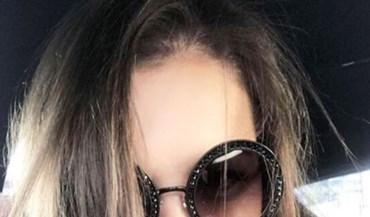 Katia Aveiro muda de visual