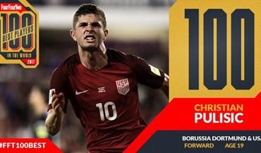 Nos 100 melhores do ano para a 'Four Four Two' há caras que dizem muito aos portugueses (atualizada)