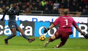 Inter Milão precisou dos penáltis para eliminar equipa da 3.ª divisão