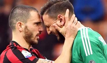 Adeptos do Milan põem Donnarumma a chorar: «És um monte de m****»