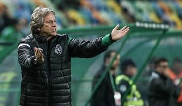 Jorge Jesus: «Doumbia 'cheirou' bem os lances de golo»