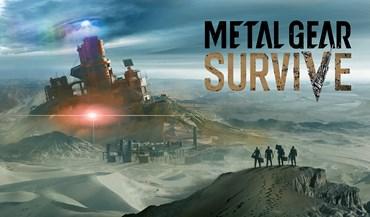 Beta de Metal Gear Survive em janeiro