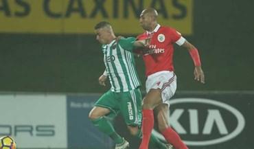 Luisão: Do empate e celebração de garra à lesão que 'tramou' o Benfica