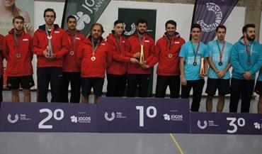 Universidade do Porto vence em ténis de mesa