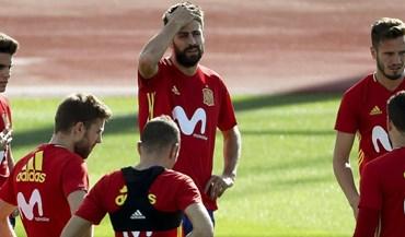 Espanha pode ser afastada do Mundial