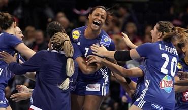 França e Noruega na final do Mundial feminino