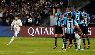 Ronaldo: «Dou sempre as respostas dentro do campo»