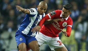 Benfica muito abaixo de FC Porto e Sporting em ranking de seleções