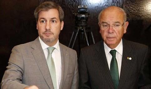 Bruno de Carvalho: «FPF e Liga não atuam nem querem que o Governo atue»