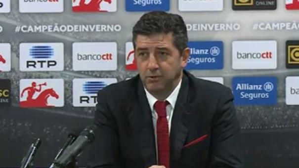 PJ investiga tricampeonato do Benfica