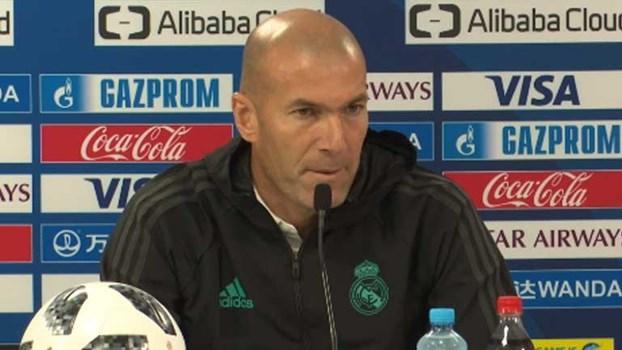 Zidane e o vídeo-árbitro: «Algumas coisas não me agradam»