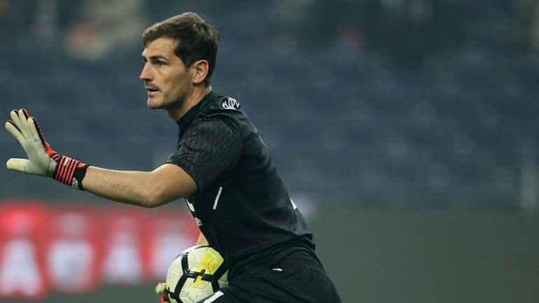 Casillas quer sair em janeiro e já tem quem o espere — AS
