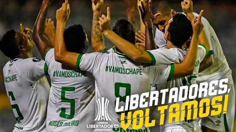 Chape tem chance de voltar à Libertadores com última rodada do Brasileirão