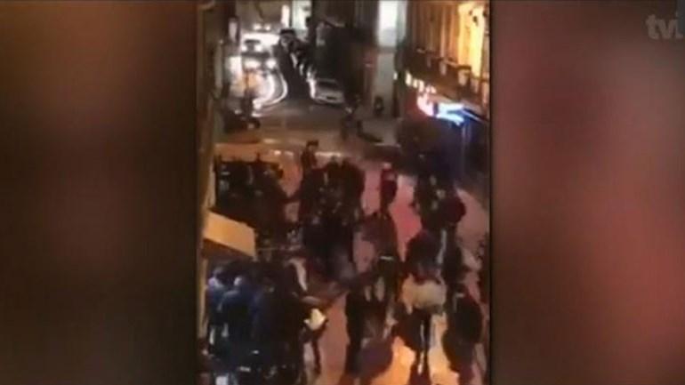 Dois adeptos do Basileia detidos em Lisboa