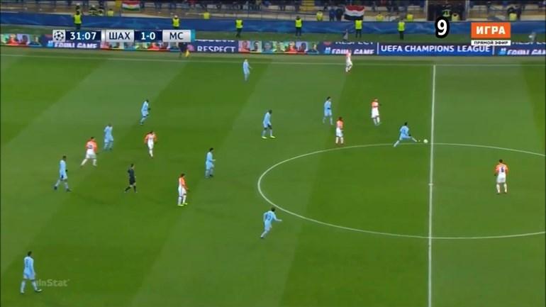 O tiki-taka com que Paulo Fonseca bateu Guardiola: golo em 24 toques e 76 segundos