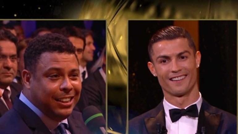Afinal, 'sorte' de Ronaldo explica-se... pelo nome
