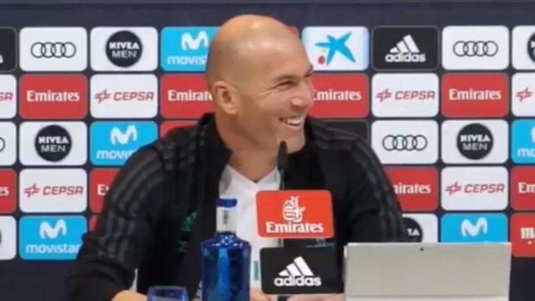 Quem é melhor, Zidane ou Ronaldo? Quiseram 'entalar' o francês e a resposta foi hilariante