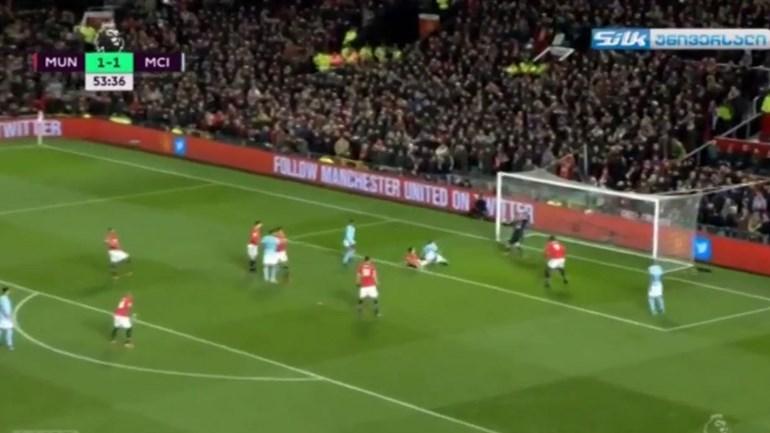 O golo de Otamendi que pode ter decidido a Premier League 2017/18
