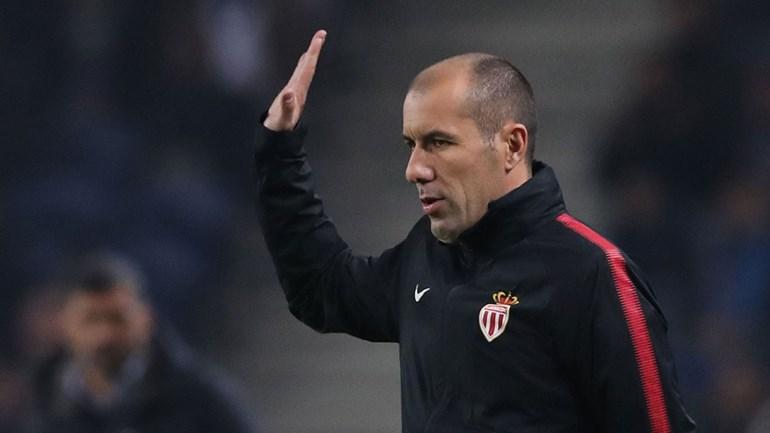 Mónaco goleou em Saint-Étienne com Rony e Moutinho (4-0) — França