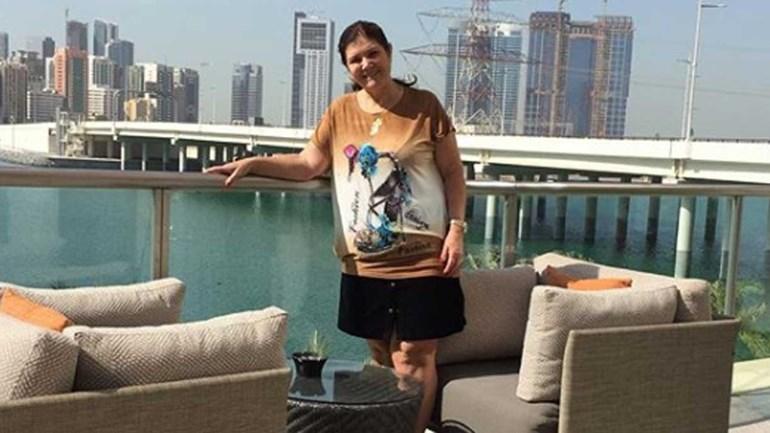 Os bons dias de Dolores Aveiro nas Arábias