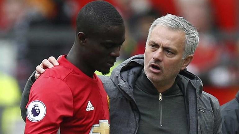 Mourinho confirma que não há volta a dar: Bailly vai ser operado